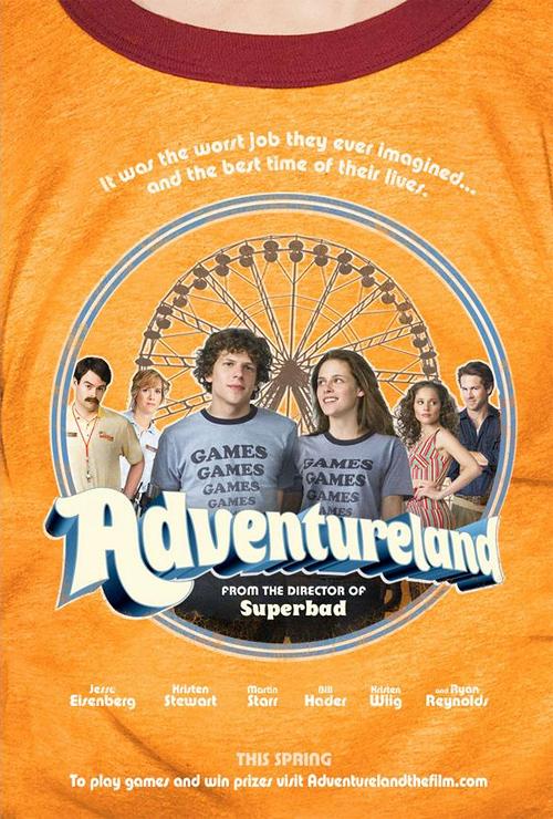 Adventureland, retorno a los 80